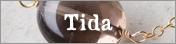 天然石アクセサリーの「Tida」